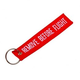 Brelok REMOVE BEFORE FLIGHT