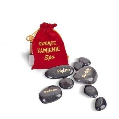 Gorące Kamienie do Masażu