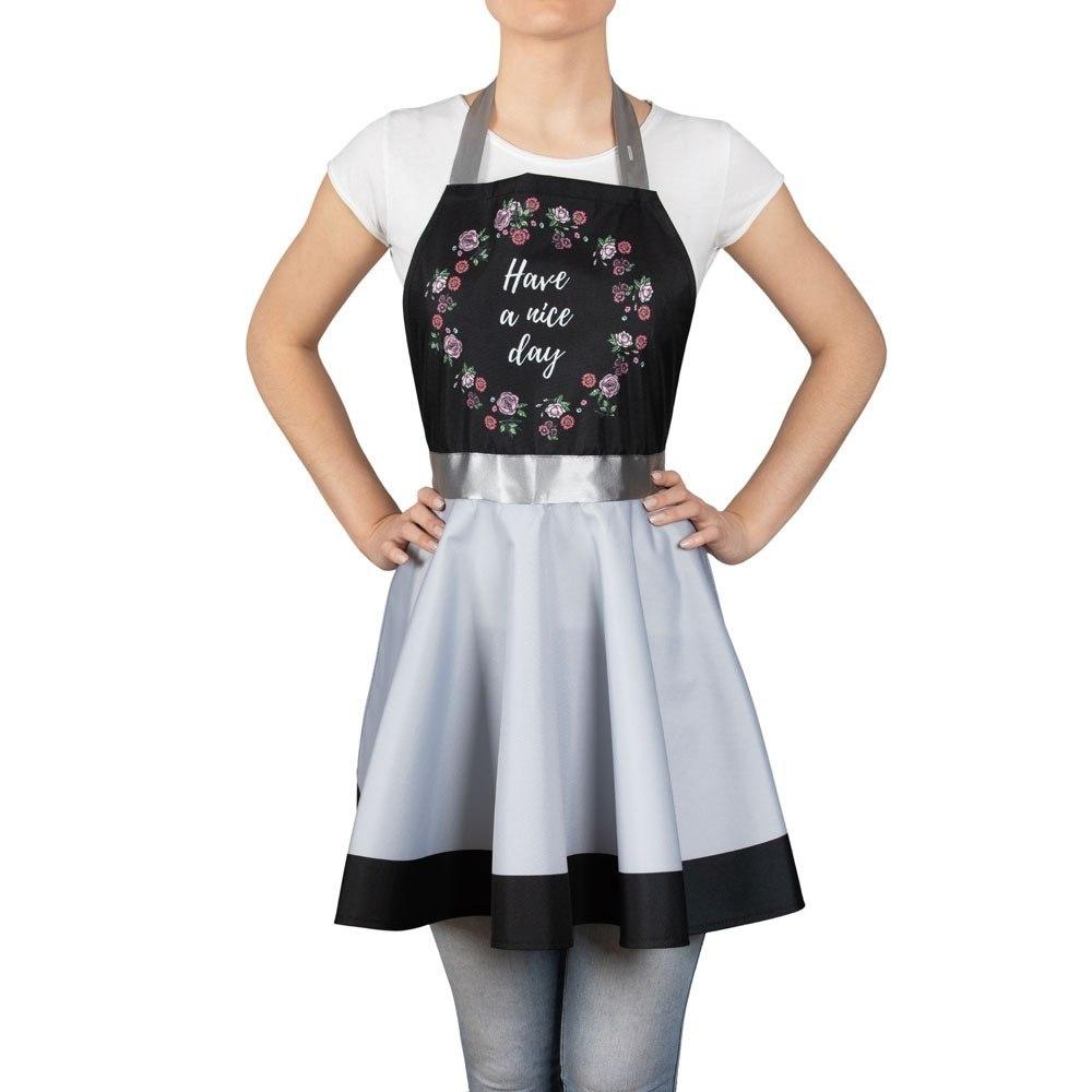 Fartuszek w kształcie sukienki